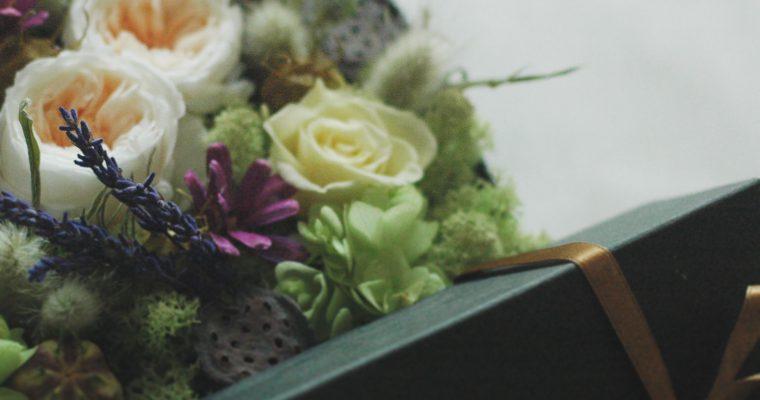 草花のワークショップ6月5日(水)・8日(土) 〜flower box〜